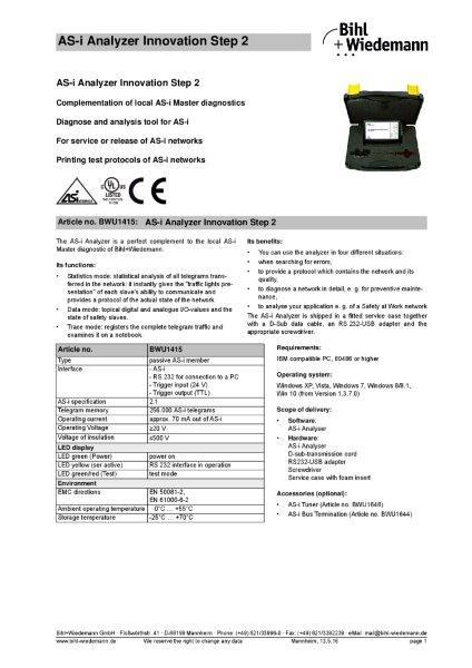 Certificação de rede asi